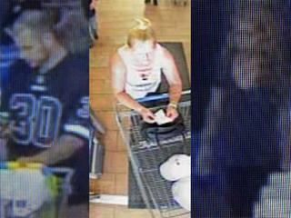 Criminals target Walmart stores