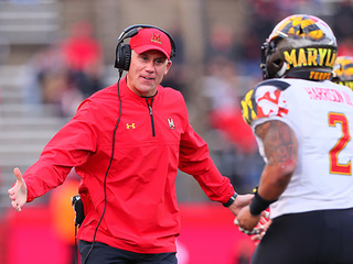 UMD football coach suspended amidst review