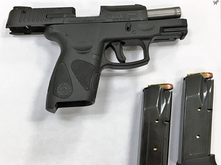BWI finds 18th gun of year in man's luggage