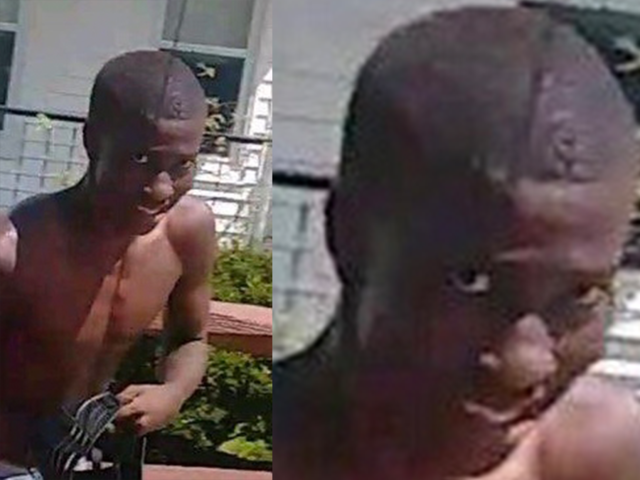 Carjacking suspect sought in Baltimore