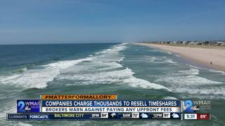 Companies charge thousands to resell timeshares