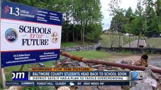 Officials work on future BCPS overcrowding