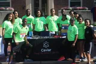 Positively Caviar brings positivity to youth