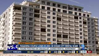 Pasadena couple loses hundreds in OC rental scam