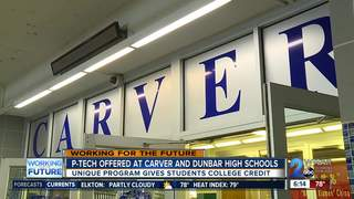 P-TECH helping city students get college credit