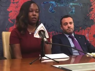 Suiter's wife speaks out against IRB report