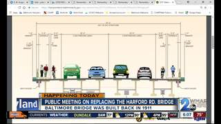 Learn more about Harford Rd. Bridge construction