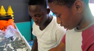 Baltimore STEM program teaching more than math