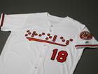 Orioles to wear Braille jerseys Sept. 18