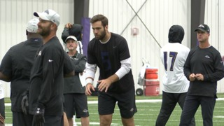 Ravens right back to work, play Bengals Thursday