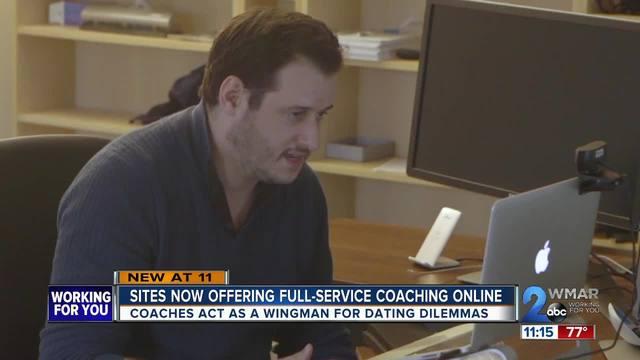 Wingman dating coach