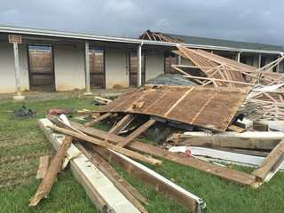 Winds behind Cecil County storm damage