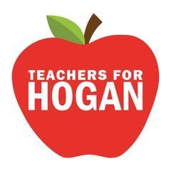Hogan's campaign responds to teachers union