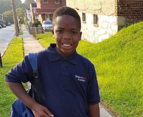 Police searching for runaway 10-year-old boy