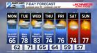 7-DAY FORECAST: More Rain This Week