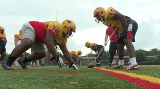 Calvert Hall puts perfect record on line at MSJ
