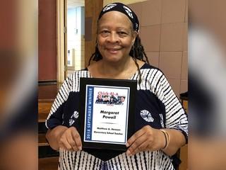 Everyday Heroes winner: Margaret Powell