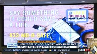 New tech for students to report safety threats