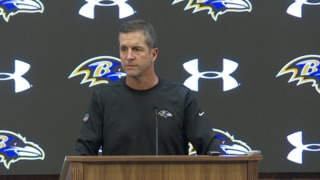 Ravens regrouping after loss to Browns