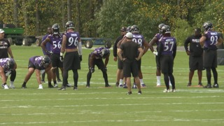 Ravens hit the road (again) to face Titans, Pees