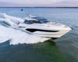 Powerboat Show in Annapolis this weekend