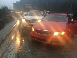 Multiple car crash on I-83 causes major traffic