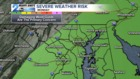 Strong Storms Possible Monday Evening