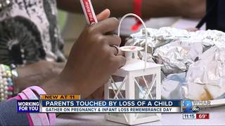 Roberta's House help parents honor lost babies