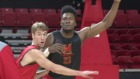Cowan Jr., Fernando lead Terps into 100th season