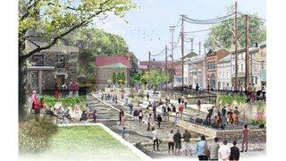 Rendering released of Main St. in Ellicott Cit