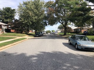 Man delivering food found dead in Catonsville