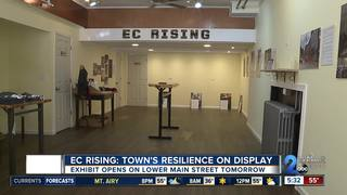 EC Rising: a town's resilience on display