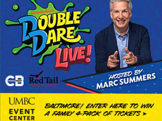 Double Dare Live! Ticket Sweepstakes