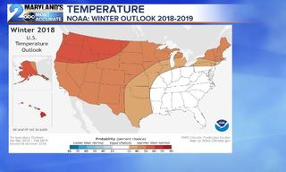 WINTER IS COMING: NOAA Releases Its Outlook