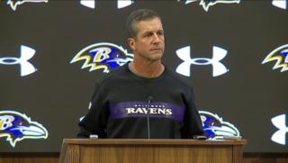 Ravens on bye:
