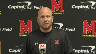 Terps back at practice following tumultuous week
