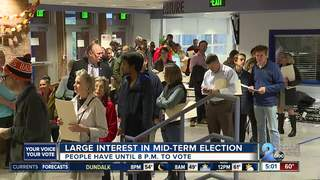 100-year-old: go vote in midterm election