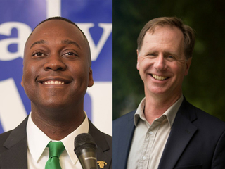 Upsets in AACO, Howard Co. Executive races