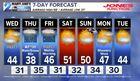 FORECAST: Storm #1 Exits, Wintry Mix Thursday