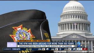 The VFW and its changing image