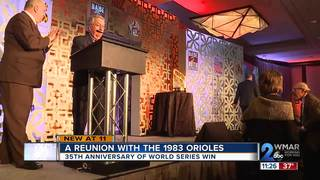 World Series Champs celebrate 35th Anniversary