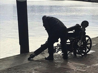 Scooters, wheelchair recovered from Inner Harbor