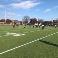 UNITY BOWL: Baltimore Police v. the communities
