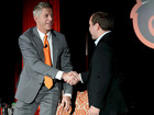 Elias makes first appearance as Orioles GM