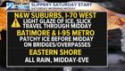 SLIPPERY SATURDAY: Icy Travel Concerns