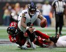 Lamar & Ravens rolling, Flacco to 'ramp up'